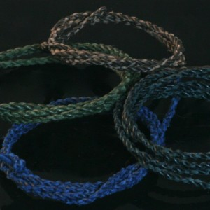 Leather cords (Reindeer leather)