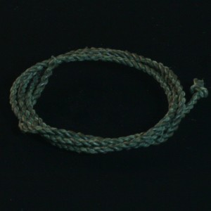 Sami, Saami Bracelet Leather cords (Reindeer leather) cord