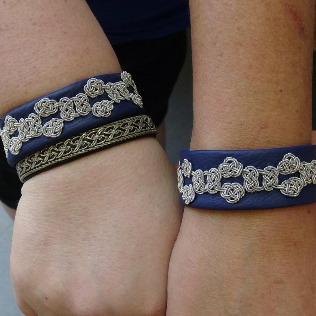 Viking Style Posament Bracelet II