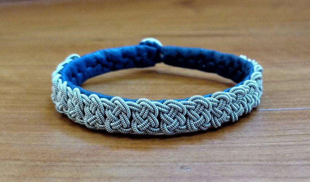 """Viking """"Josephine Knot"""" Posament Bracelet"""