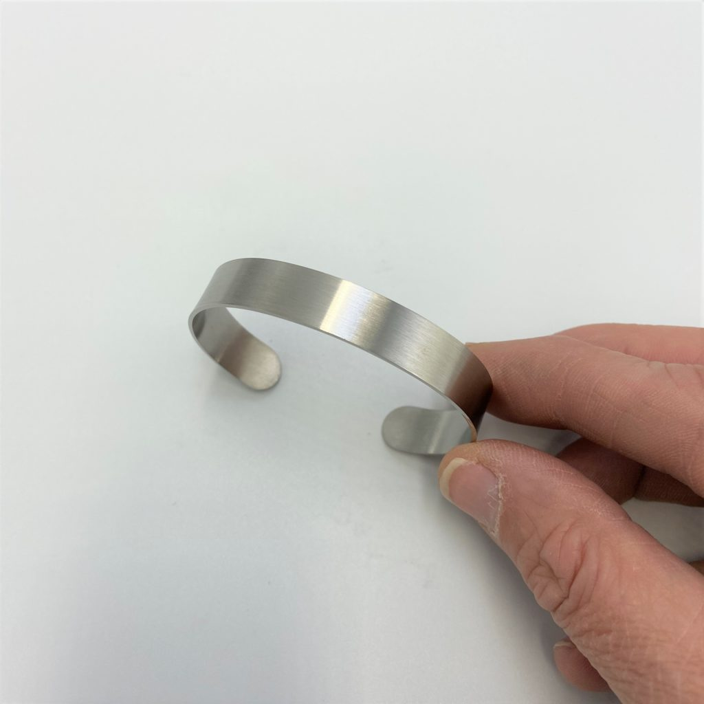 Steel Bangle Insert